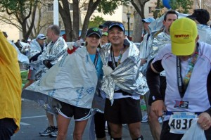 CIM 2009 - Qualified for the Boston Marathon!